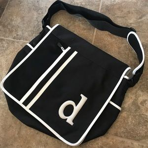 Handbags - 💎 Late 90s Early 2000s Messenger Bag W/CD Case